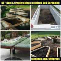 creative raised garden bed ideas Car Tuning | Terrasse En Bois