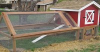 How To Build a Simple Yet Awesome Backyard Chicken Coop