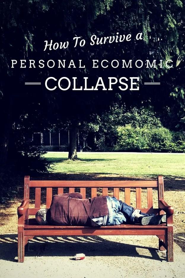 Survive A Personal Economic Collapse Shtf Prepping