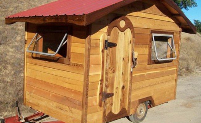 How To Build A Tiny House On Wheels Project