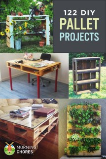 Diy Recycled Wooden Pallet Project Ideas - Shtf