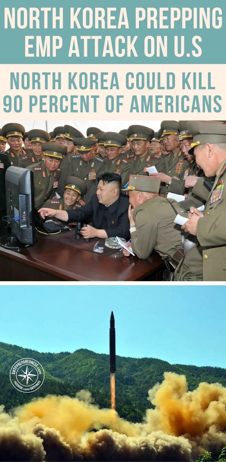 Threat Emp Korea North