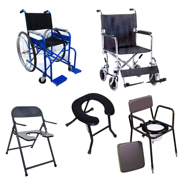 folding chair in rajkot comfy and a half air cum commode seating invalid wheel hospital shubh surgical supplier of adjustable aids universal aid