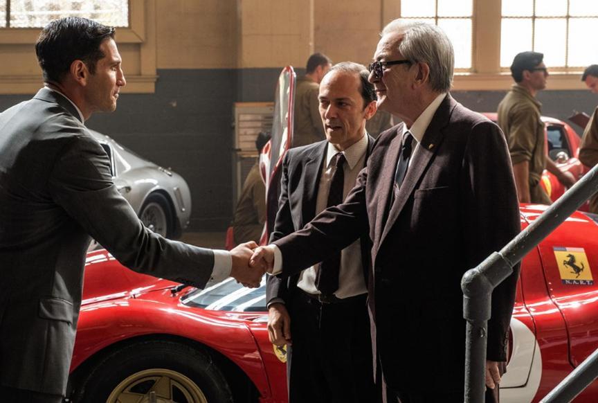 福特V法拉利獲得奧斯卡提名_蜀車網
