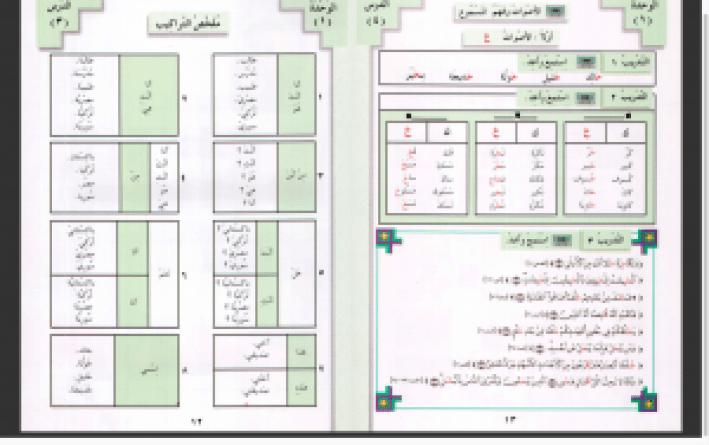 付有阿拉伯語字母、古蘭經等發音練習。