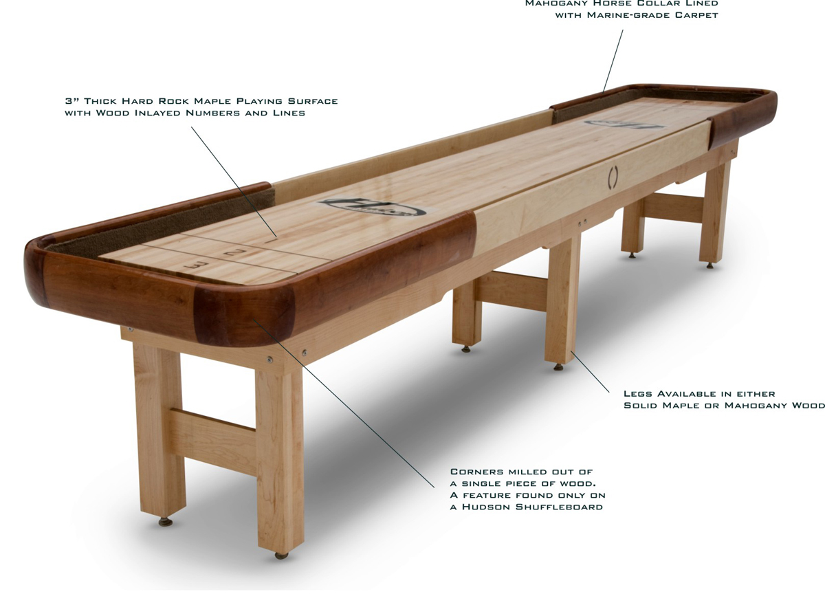 table shuffleboard dimensions diagram color coded trailer wiring the best brands i
