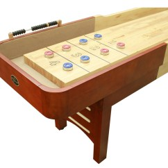 Table Shuffleboard Dimensions Diagram Hvac Wiring Training 9 39 Cherry Playcraft Coventry