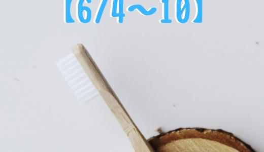 歯と口の健康週間(6/4~10)|お口の中の健康チェックをしましょう