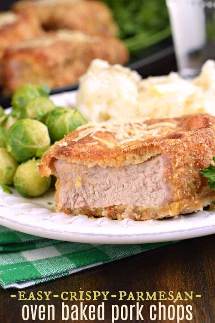 They call pork the other white meat for good reason. The Best Parmesan Oven Baked Pork Chops Recipe