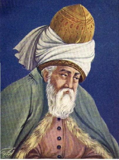 مولانا جلال الدین محمد بلخی،