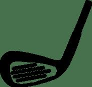 a golf club
