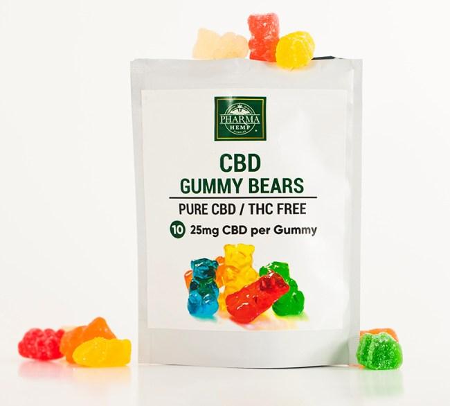 cbd gummy
