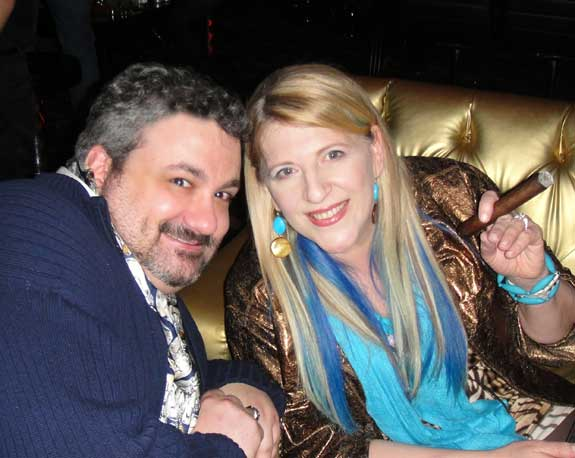 Hitting The Town With Lisa Lampanelli