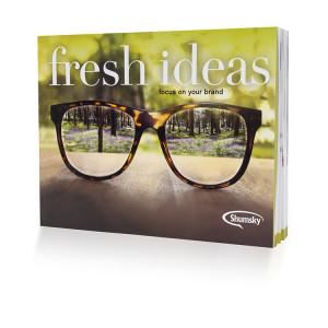 Fresh Promotional Ideas Catalog Cover