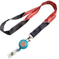 Lanyards With Retractable Reel For Conference ...