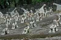 chandigarh's world famous rock garden