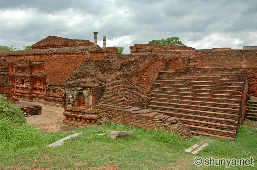 Nalanda India  Shunya