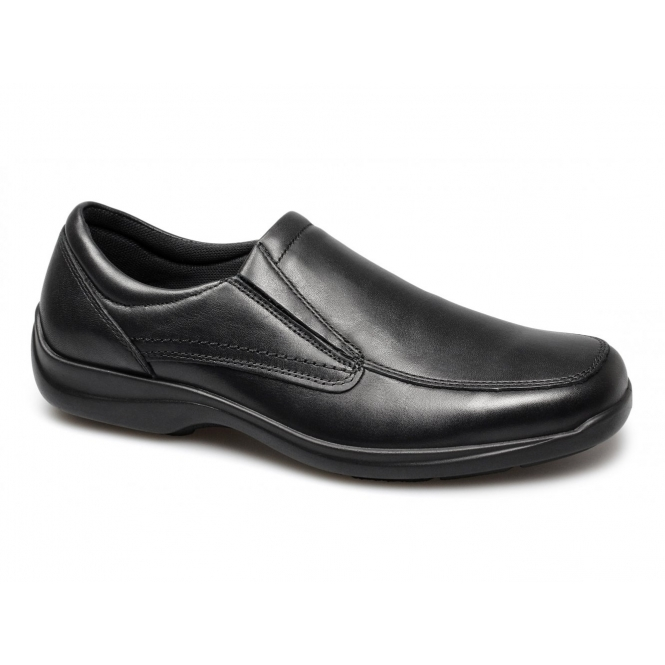 Mens Leather Slip On Shoes Uk