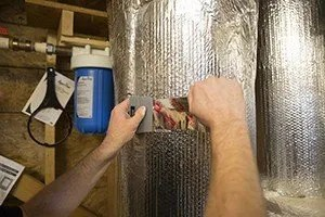 An All-Weather Solution Designed Specifically for Reflective Insulation
