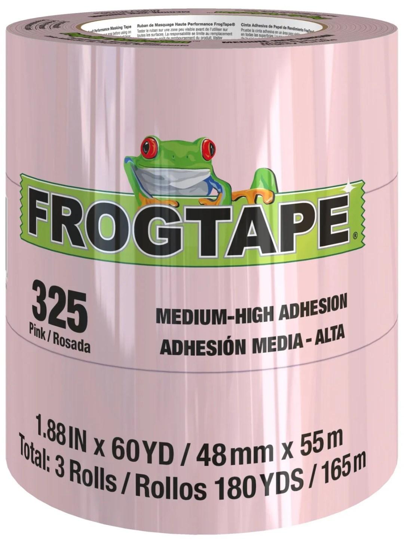 FrogTape® 325 Pink Masking Tape Product Image