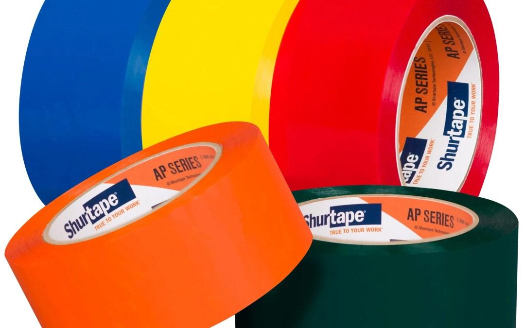 Introducing Shurtape® brand AP 201® Colors
