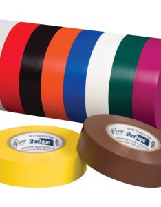 Ev  also electrical tape color code chart shurtape rh