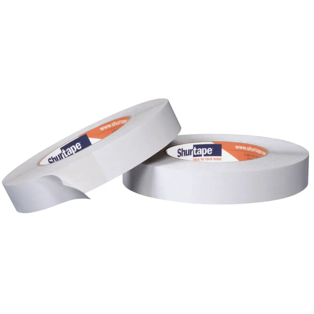 DP 401 Professional Grade Double-Coated Polyester Film Tape - Shurtape