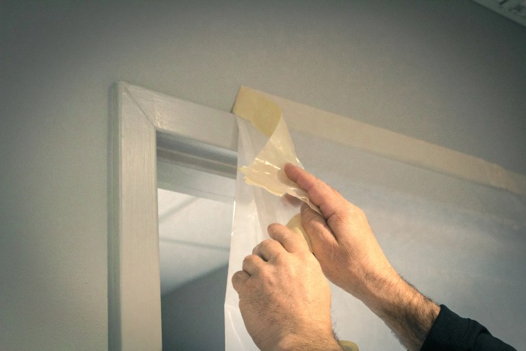 Shurtape Double-Sided Poly-Hanging Tape