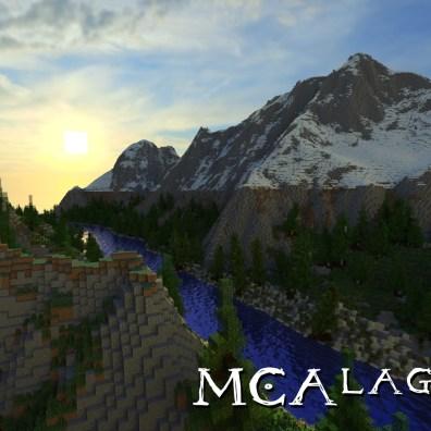 Beor Mountains - Minecraft Alagaësia