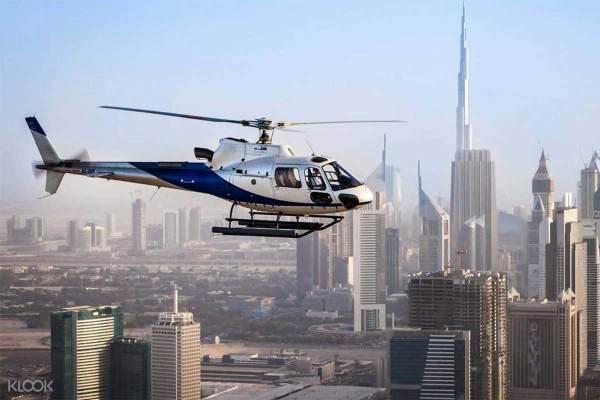 12-Minute Dubai Helicopter Tour 4