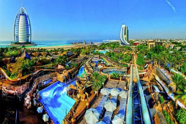 Wild Wadi Waterpark Dubai 7