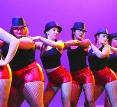 """Midnight Cabaret"" in the Edgerton Center for the Performing Arts"