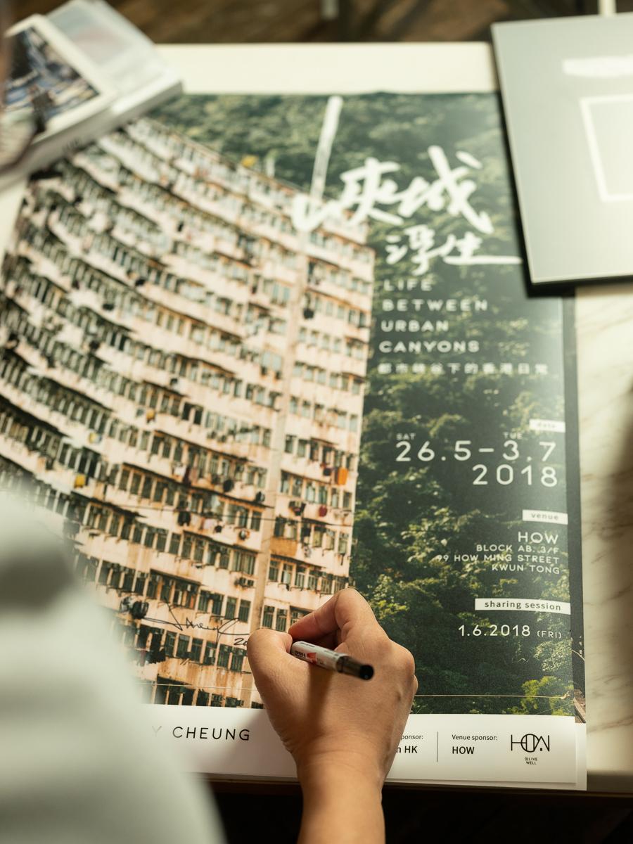 hong kong photography street cityscape