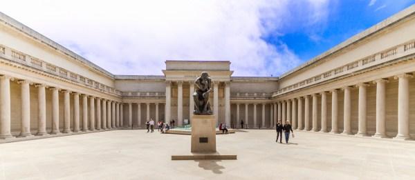 "Rodin' ""thinker"" Legion Of Honor San Francisco Shutterbug"