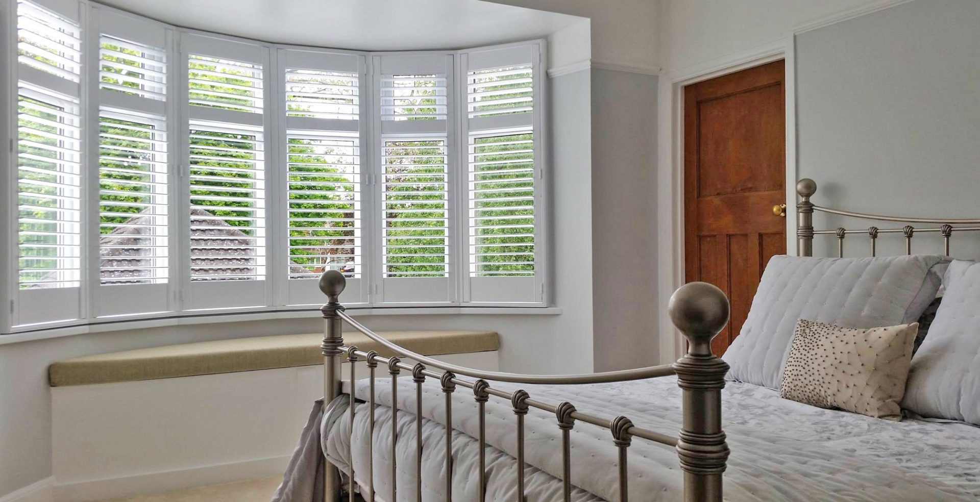 Bay Window Shutters Shuttercraft