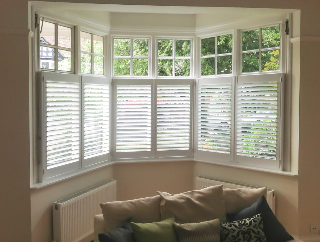Cafe Style Shutters Made To Order Shuttercraft