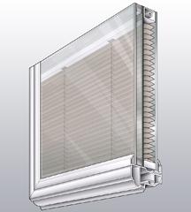 Blinds Between Glass  Shutter Flexe