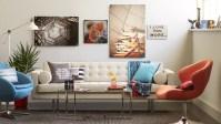 Urban Loft Living Room Decor | Home Decor | Shutterfly