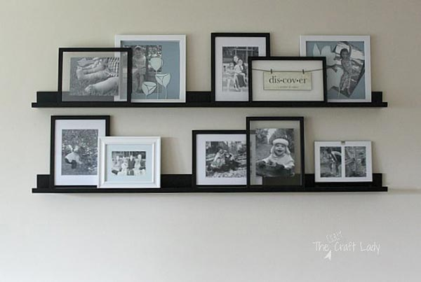 Decorate Picture Frame Craft Ideas