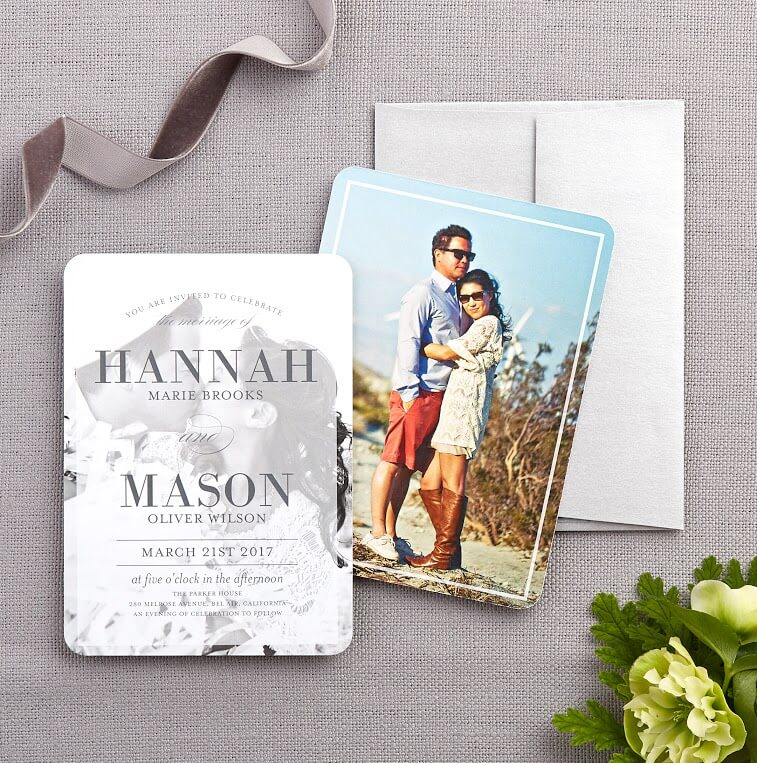 Wedding Invitation Wording Examples and Etiquette  Shutterfly