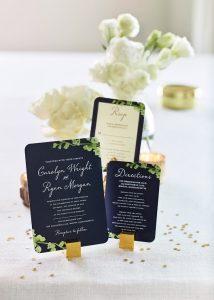 Image Led Address Wedding Invitations Step 3