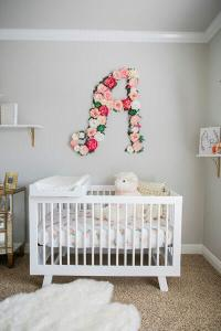 100 Adorable Baby Girl Room Ideas