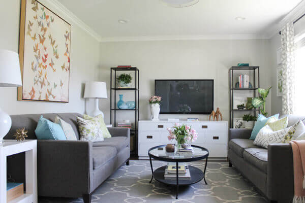 ideas for small living room decor floor lighting 80 ways to decorate a shutterfly decoration idea by chic little house