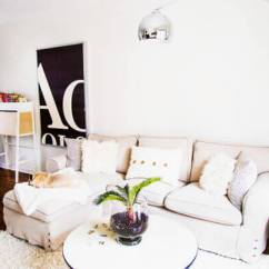 How To Decorate Living Room Wall Coastal Rooms And Kitchens 80 Ways A Small Shutterfly Decoration Idea By Girl Nesting