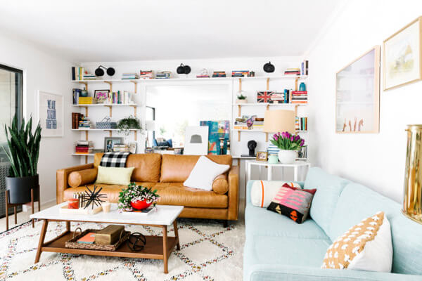 living room decor for apartments coastal curtains 85 inventive apartment ideas shutterfly idea by julia robbs com