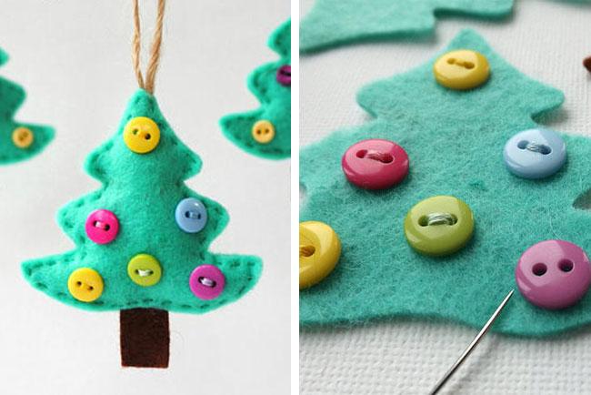 Crafty Christmas Ornaments