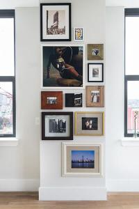 85 Creative Gallery Wall Ideas and Photos for 2017 ...