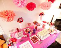 100 Sweet Baby Shower Themes for Girls for 2018