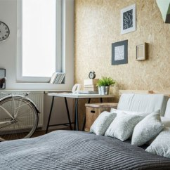 Living Room Bed Ideas White And Grey Curtains 80 Ways To Decorate A Small Bedroom Shutterfly