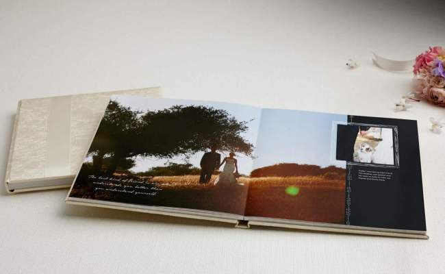 How To Make Your Own Wedding Album With Tips And Ideas Shutterfly Cute766